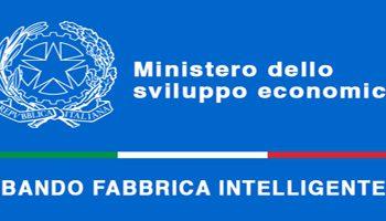 """Bando MISE """"Fabbrica Intelligente, Agrifood E Scienze Della Vita"""" – DD 27/09/2018"""
